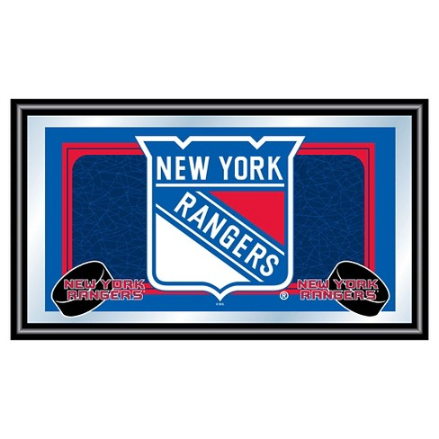 New York Rangers Team Logo Wall Mirror - image 1 of 1