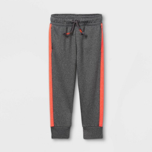 Toddler Boys' Active Jogger Pull-On Pants with Side Stripes - Cat & Jack™ - image 1 of 2