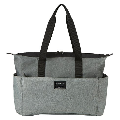 Eddie Bauer Duffel Diaper Bag - Green - image 1 of 9