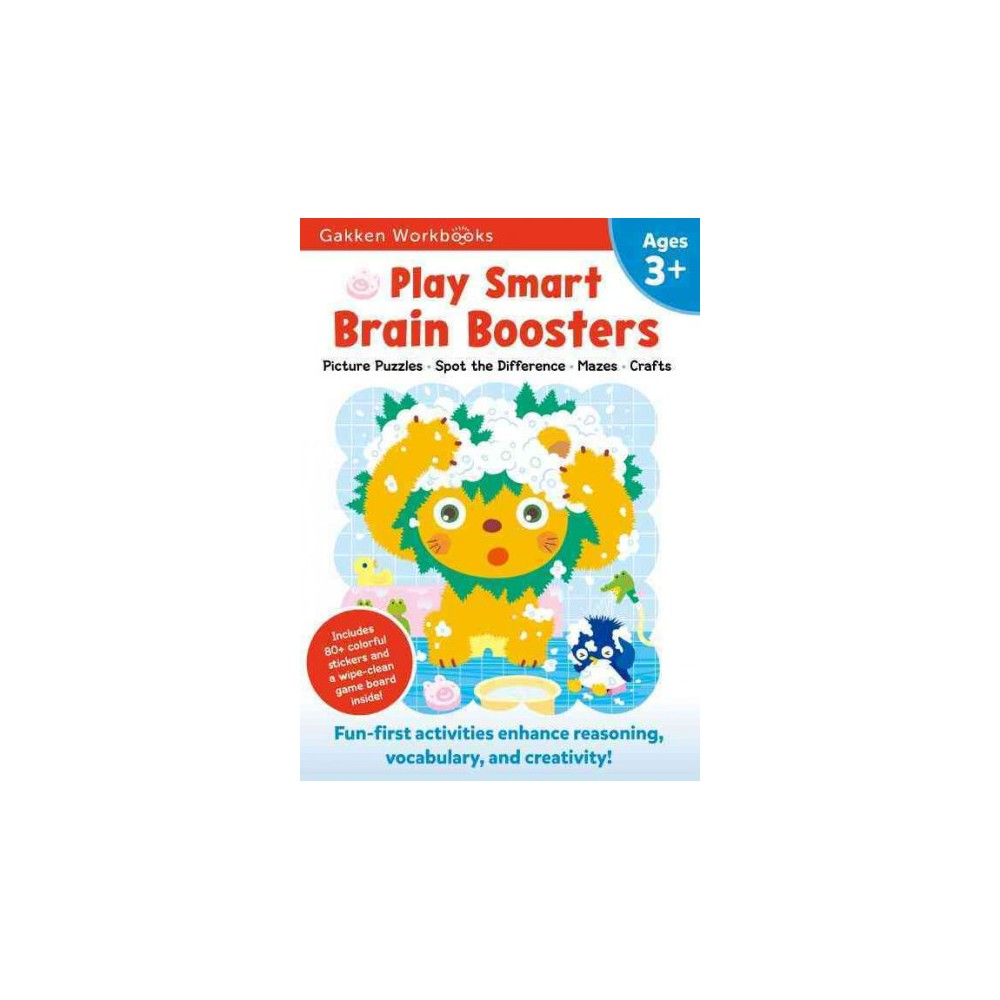 Play Smart Brain Boosters 3+ (Paperback)