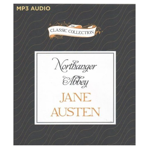 Northanger Abbey By Jane Austen Mp3 Cd Target