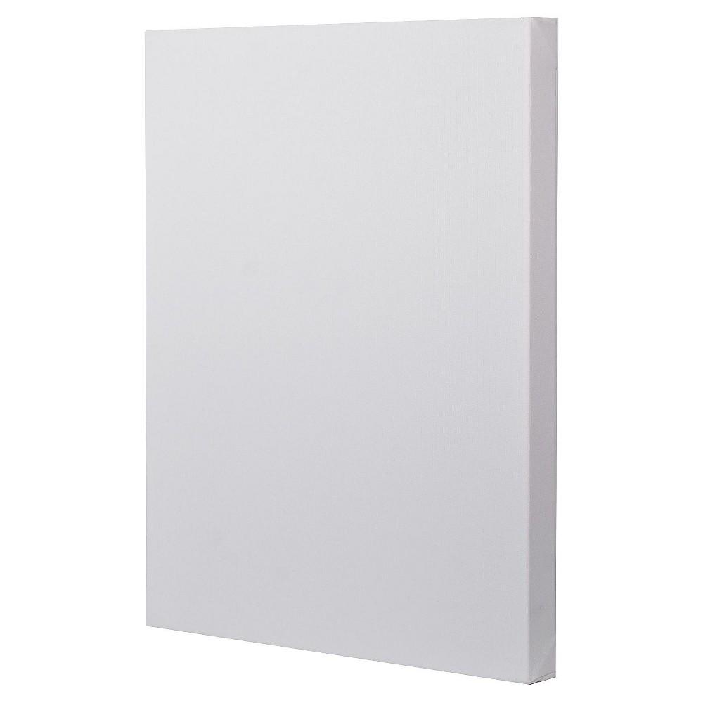 "Image of ""Fredrix Gallerywrap Stretched Canvas, 14 X 18"""""""