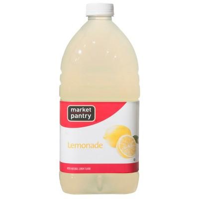 Lemonade - 64 fl oz Bottle - Market Pantry™