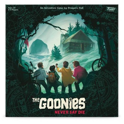 The Goonies - Strategy Game (Target Exclusive)
