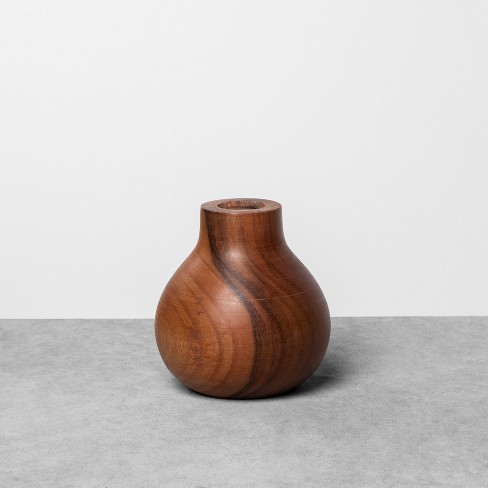 Vase - Brown - Hearth & Hand™ with Magnolia - image 1 of 5
