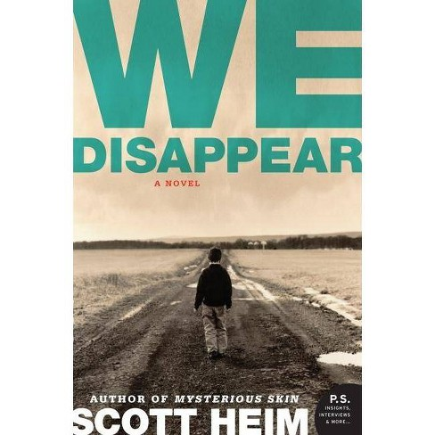 We Disappear - (P.S.) by  Scott Heim (Paperback) - image 1 of 1