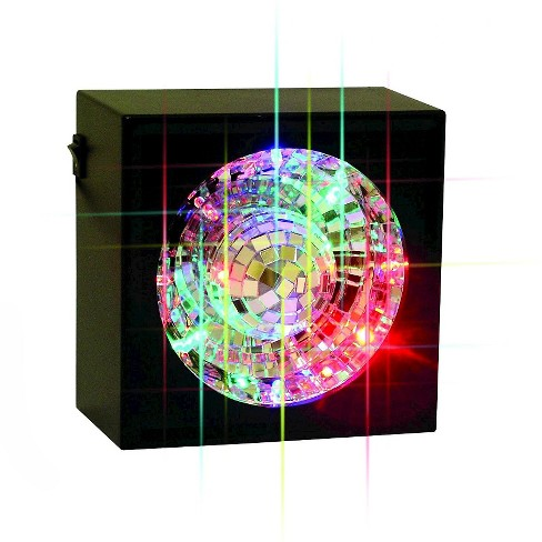 Creative Motions LED Rotating Disco Ball Light - Multi Color - image 1 of 1
