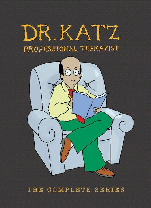 Dr. katz: complete series (DVD) - image 1 of 1