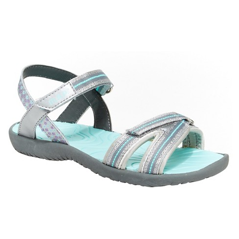 Girls' M.A.P. Carmi Ankle Strap Sandals - image 1 of 3