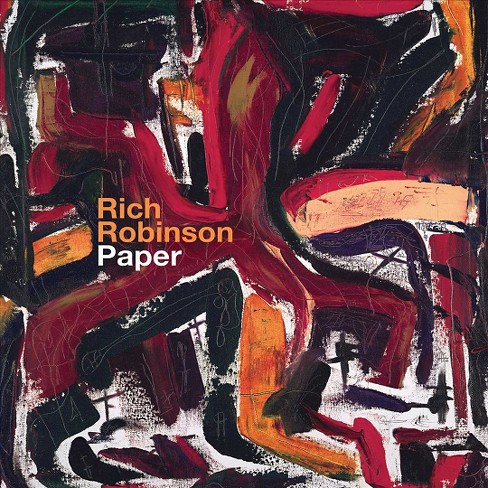 Rich robinson - Paper (CD) - image 1 of 1