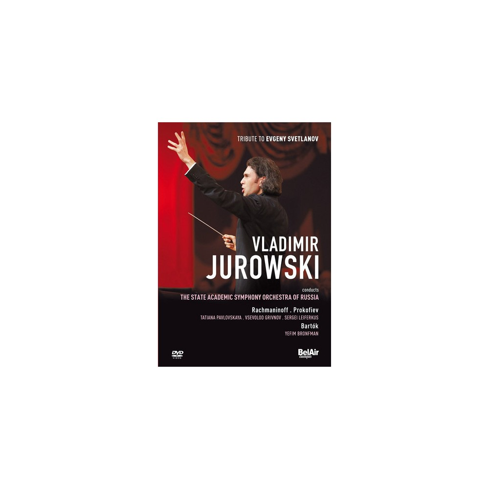 Tribute To Evgeny Svetlanov (Dvd)