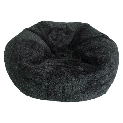 Kids XL Fuzzy Bean Bag Chair - Pillowfort™