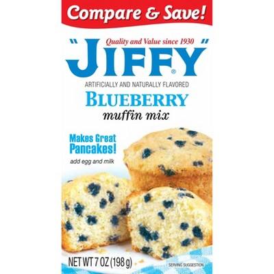Jiffy Blueberry Muffin Mix - 7oz