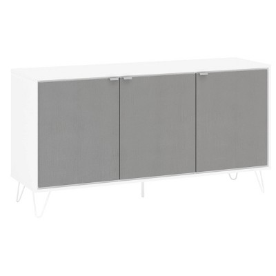 Madison Side Board White/Gray - Chique