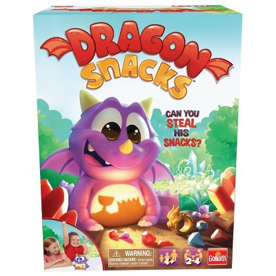 Goliath Dragon Snacks Game