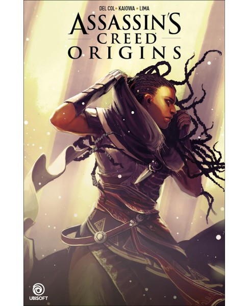 Assassin's Creed Origins -  (Assassin's Creed) by Anthony Del Col (Paperback) - image 1 of 1
