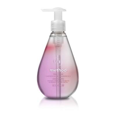 Method Gel Hand Soap Rose Water - 12 fl oz