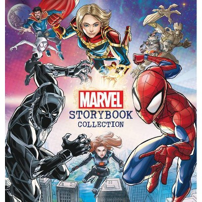 Marvel Storybook Collection (Hardcover)