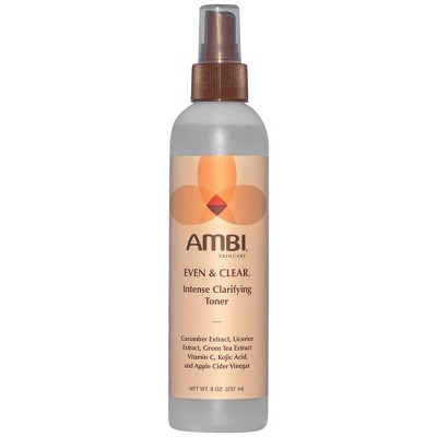 AMBI Even and Clear Intense Clarifying Toner - 8oz
