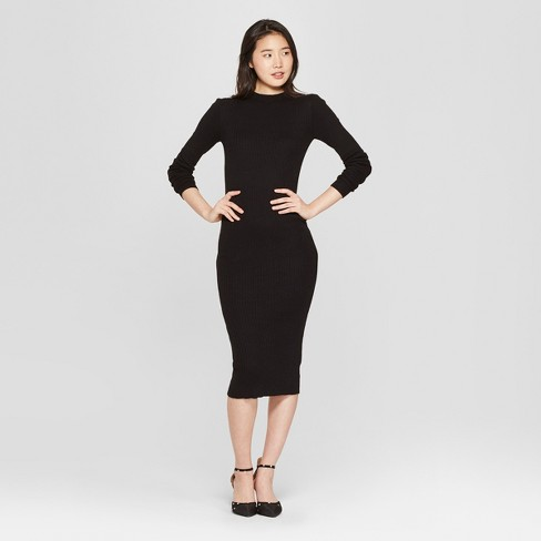 Women's Sweater Dress - Who What Wear™ - image 1 of 3