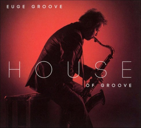 Euge groove - House of groove (CD) - image 1 of 1