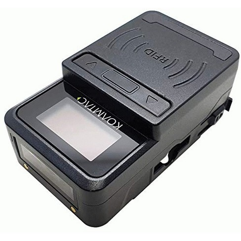 KDC180H 2D Imager Wearable Barcode Scanner & Data Collector with 0.5W UHF Reader - image 1 of 1