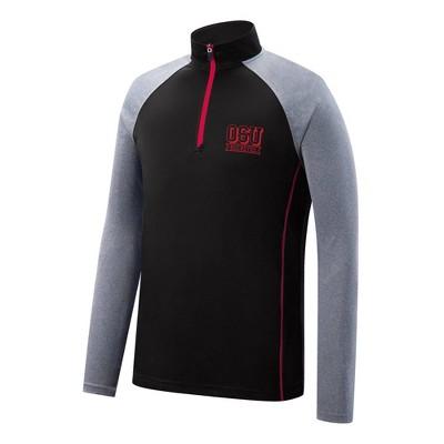 NCAA Ohio State Buckeyes Men's 1/4 Zip Pullover Sweatshirt
