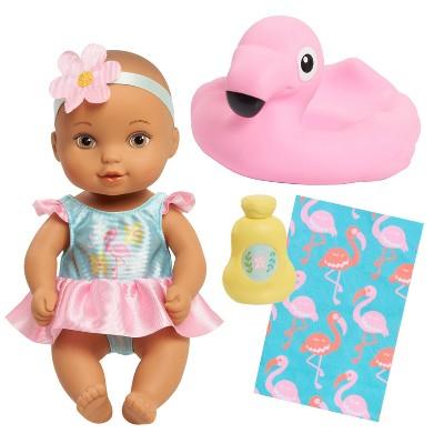 Waterbabies Bathtime Fun Baby Doll - Light Brown Eyes