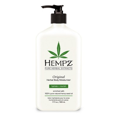 Body Lotions: Hempz Pure Herbal Extracts Body Moisturizer
