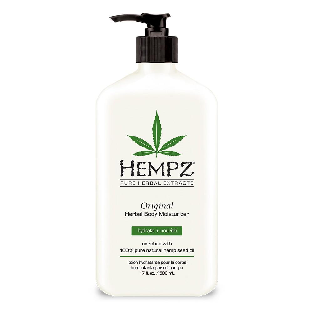 Image of Hempz Original Herbal Body Moisturizer - 17oz