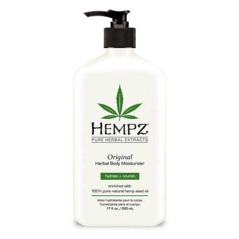 Hempz Original Herbal Body Moisturizer - 17oz - image 1 of 3