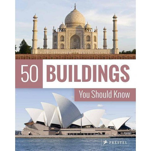 50 Buildings You Should Know - by  Isabel Kuhl (Paperback) - image 1 of 1