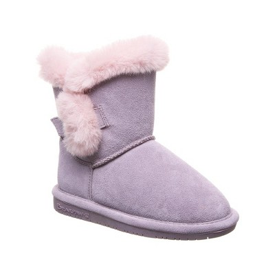 Bearpaw Kids' Betsey Boots.