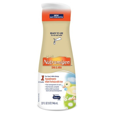 Baby Formula: Enfamil Nutramigen Ready-to-Use