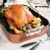Nordic Ware Copper Roaster XL Large - image 3 of 4