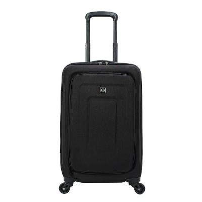 "Skyline 21"" Spinner Carry On Suitcase - Black"