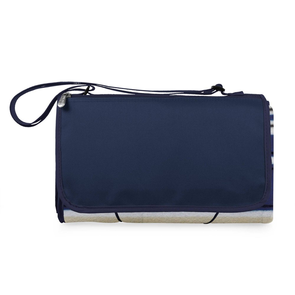 Picnic Time Blanket Tote Xl Outdoor Picnic Blanket Navy