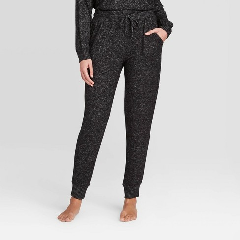 Women's Perfectly Cozy Lounge Jogger Pants - Stars Above™ - image 1 of 2