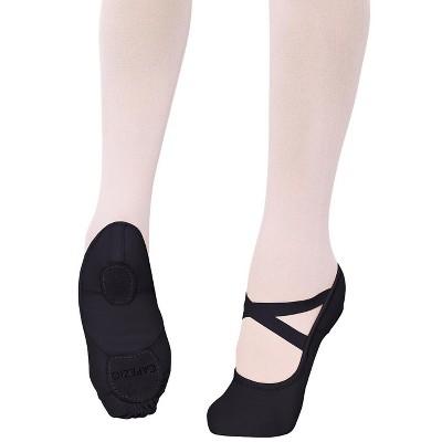 Capezio Black Hanami Ballet Shoe
