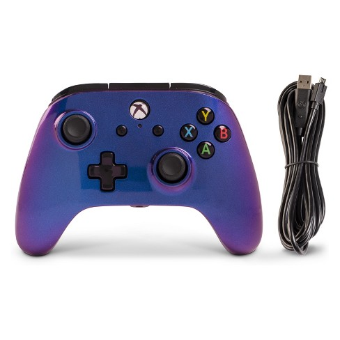 PowerA Enhanced Wired Controller for Xbox One - Cosmos Nebula. Shop all PowerA