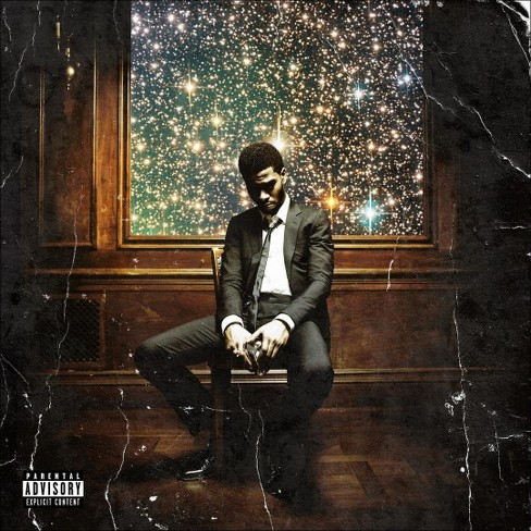 Kid Cudi - Man on the Moon, Vol. 2: The Legend of Mr. Rager [Explicit Lyrics] (CD) - image 1 of 1