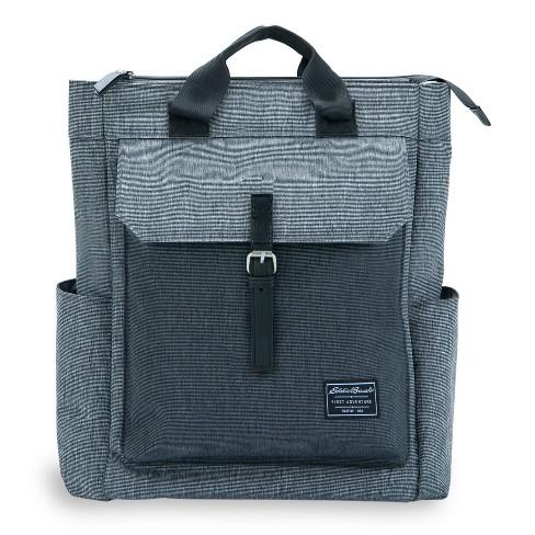 Eddie Bauer Mercer Convertible Tote/Back Pack Diaper Bag - image 1 of 4