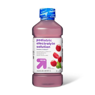 Pediatric Oral Electrolyte Solution, Grape - 1.1qt - up & up™