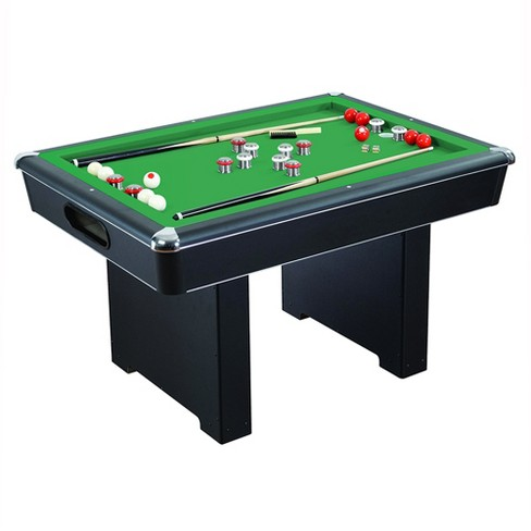 Renegade 54 In Slate Bumper Pool Table