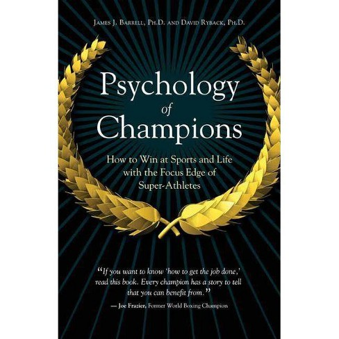 Psychology of Champions - by  James J Barrell & David Ryback (Hardcover) - image 1 of 1