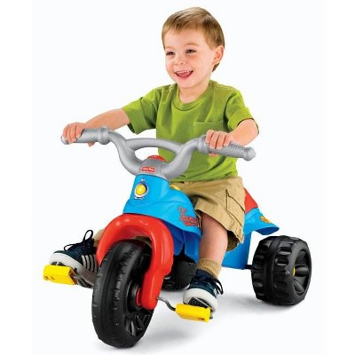 Fisher Price W2880 Thomas & Friends Ride On Tough Trike with Easy Grip Handles