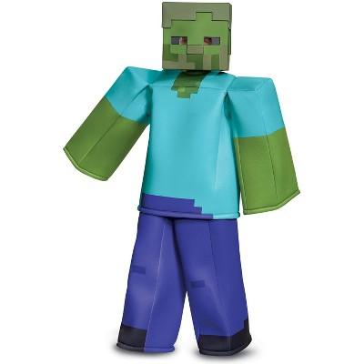 Minecraft Minecraft Zombie Prestige Child Costume