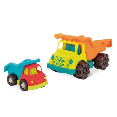 B. toys Toy Trucks Dump Truck Duo