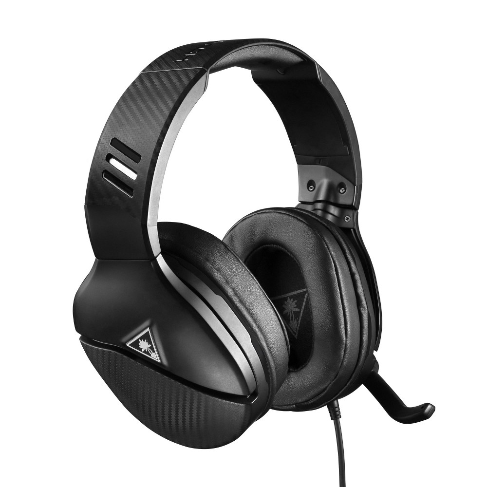 Turtle Beach Atlas One Wired Gaming Headset for PC, Black