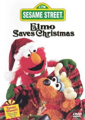 Sesame Street: Elmo Saves Christmas (DVD)